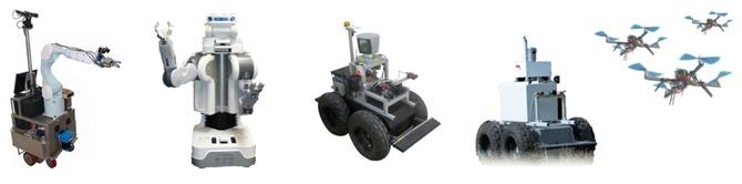 Laas Cnrs Ris Team Multi Robot Systems